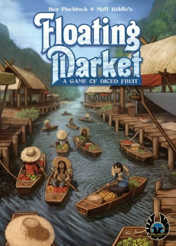 Floating Market  divertimento tavola  gioco for the Whole Family   online economico