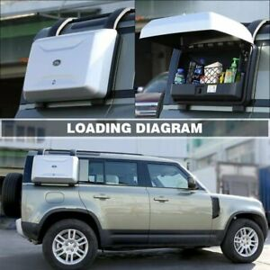 Exterior Side Mounted Gear Box Carrier Fits For Land Rover ...
