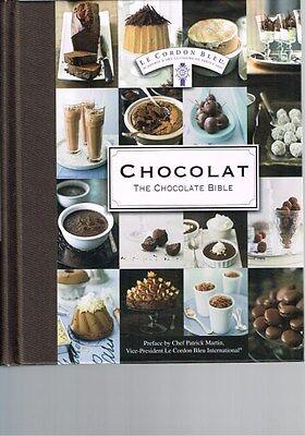 Le Cordon Bleu, Chocolat - The Chocolate Bible  (Hardback)