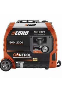 Echo EGi-2300 Digital Bluetooth Inverter Generator 2300W Ultra Quiet, App Ready