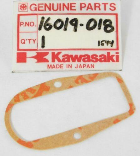 1 NOS 1973-1975 Kawasaki Z1 900 Z1P KLX250 Carb Top Chamber Gasket OEM 16019-018