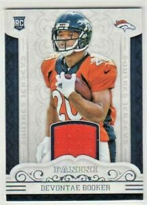 2016-Panini-Football-Squires-Jersey-30-Devontae-Booker-Denver-Broncos