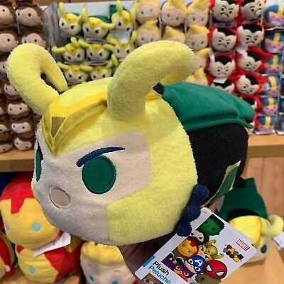Authentic with tag large Tsum tsum plush Loki marvel disney store