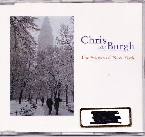 Chris de Burgh | Single-CD | Snows of New York (1995)