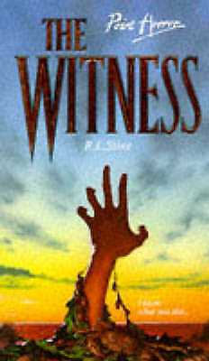 """""""AS NEW"""" The Witness (Point Horror Audio Tapes), Stine, R. L., Book"""