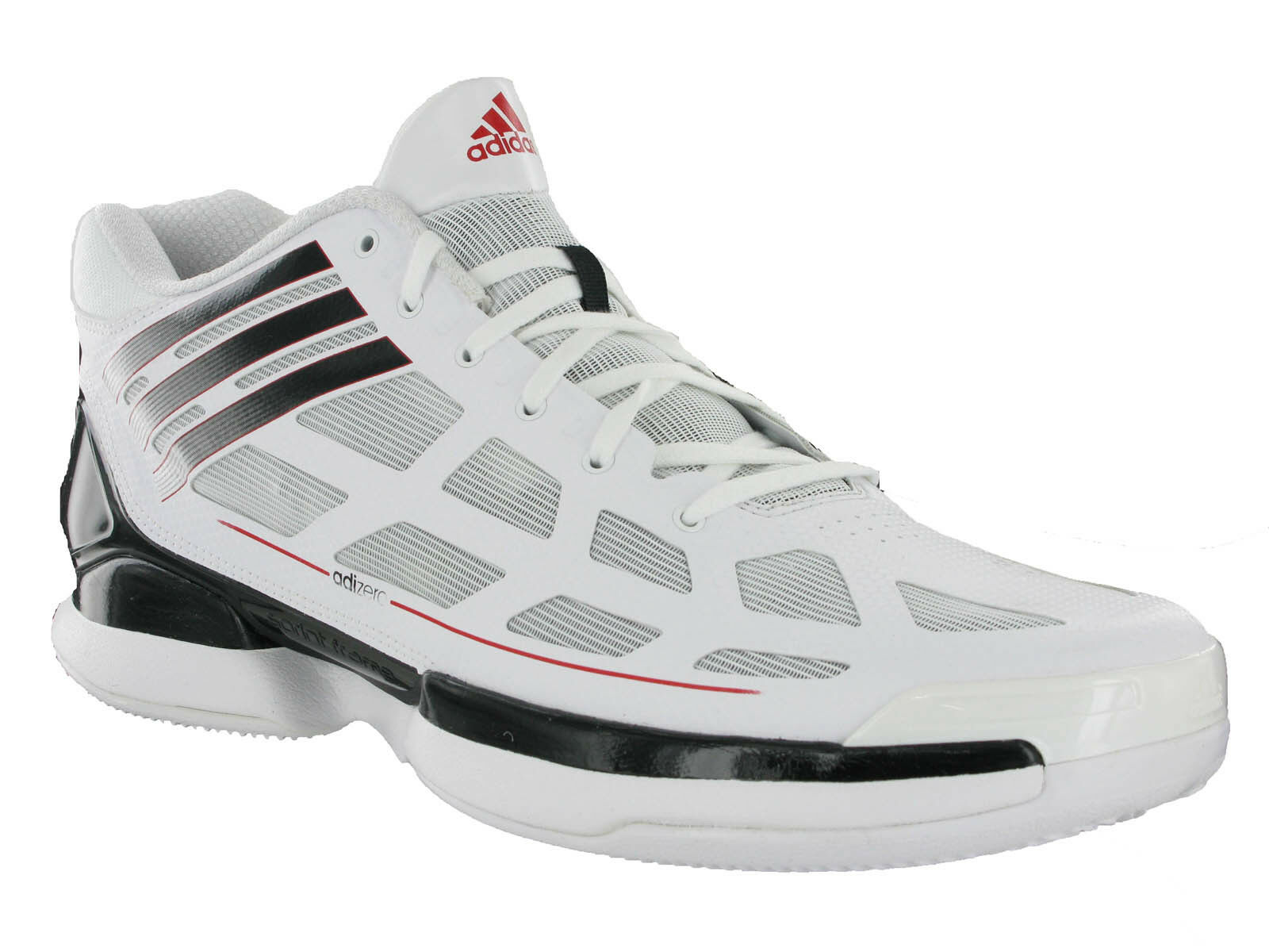Adidas Adizero Crazy Light Basketball Fitness Sports Trainers Bottes Hi-tops