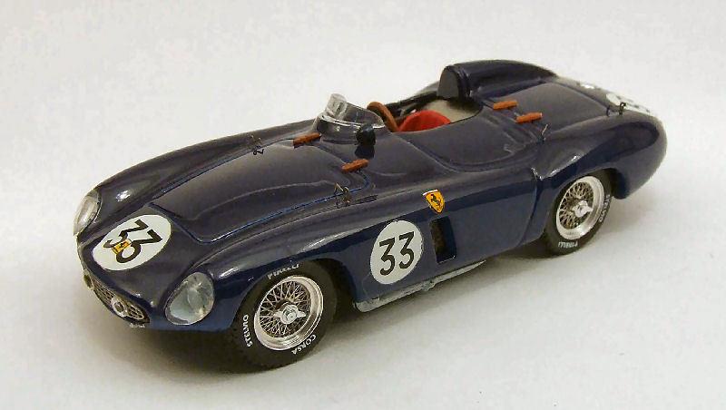 Ferrari 500 Mondial  33 S. Barbara 1954 1 43 Model 0222 ART-MODEL