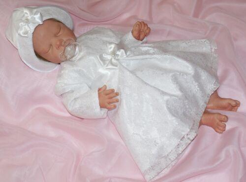 Taufkleid Festkleid Taufgewand Kleid Taufe Hochzeit  Babykleid Nr.0HBK1-1