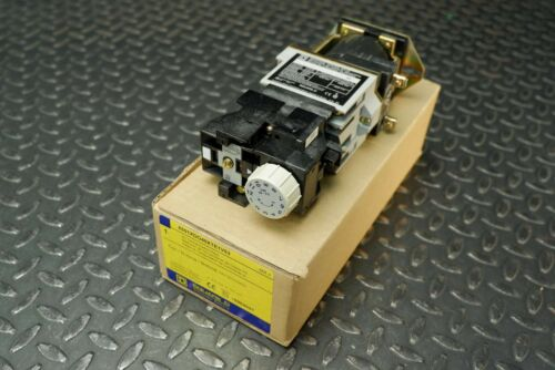 Square D 8501XDO40XTE1V53 24VDC Timing Coil Relay