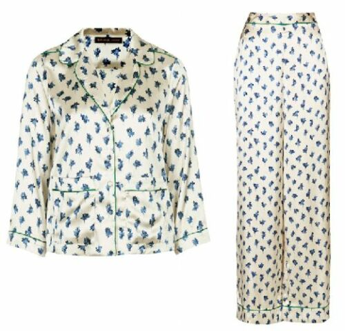 TOPSHOP  Floral Pajama  Separates Lounge Top NWT