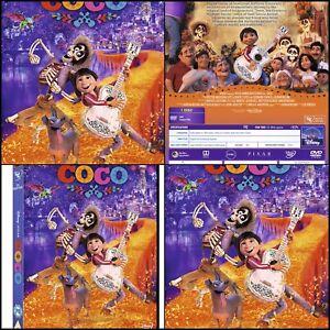 2d7e820ceab3 Coco Kids Animation DVD Film 2018 Disney Pixar English Best Motion ...