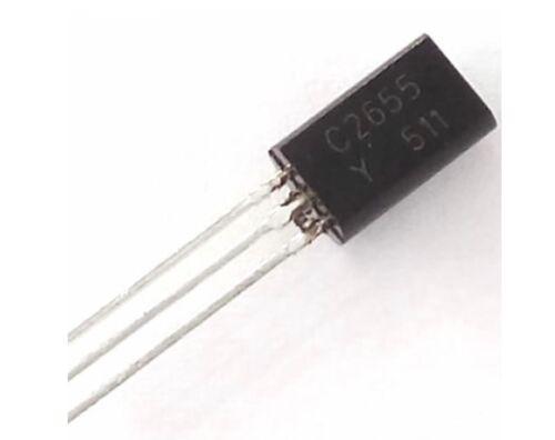 2X C2655 Transistor 50V 2A Npn C2655-Y 2SC2655 TO-92L