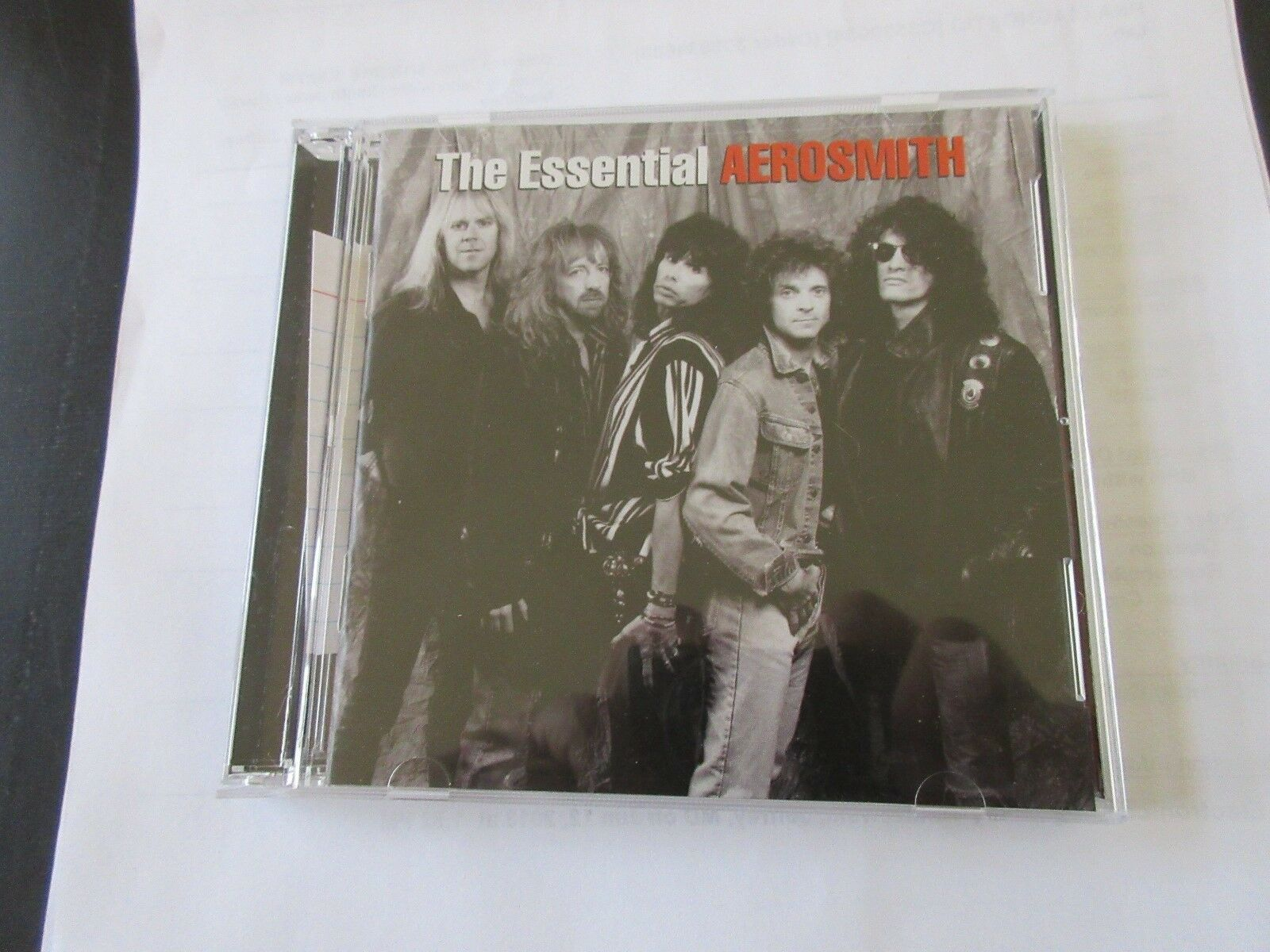 Aerosmith , The Essential , CD