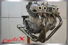 Honda CB750 69-78 Chrome Cycle X 4-2-1 Super Race System (SOHC) , chopper , brat