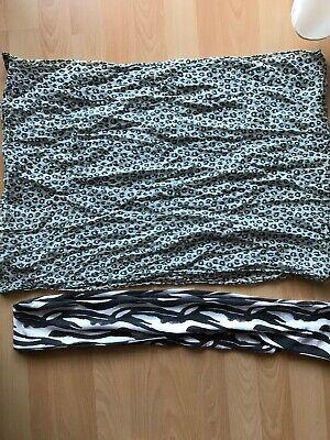 2 Rundschals Muster 128/134