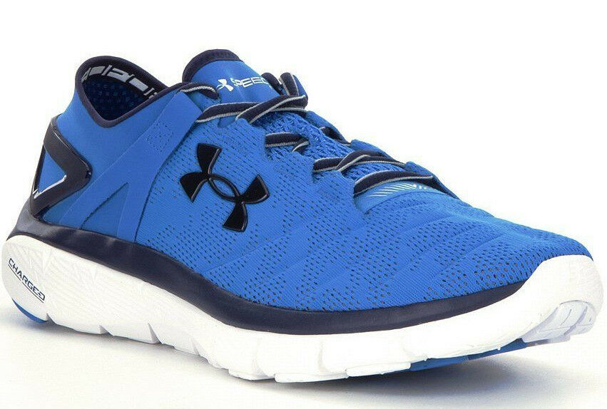 NWB NIB no lid Under Armour Shoes Speedform Fortis Vent Running Shoes Armour MENS Sz 10-11 13 4ef6c0