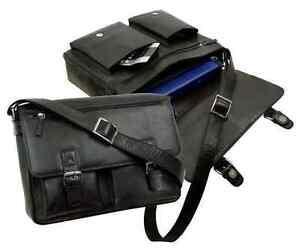 LandLeder-Messenger-Bag-39-28-11-cm-Nappa-Voll-Rind-Leder-Tasche-Aktenmappe-111