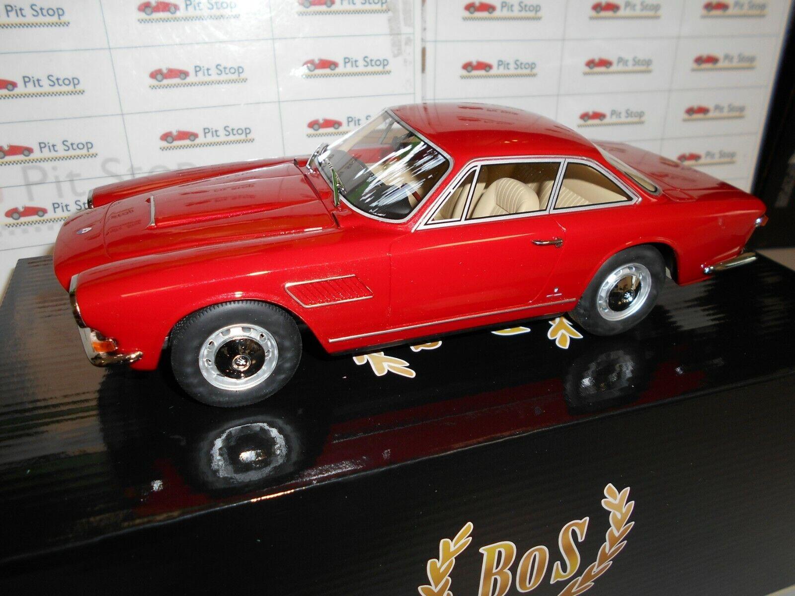 BOS085 by BOS MODELS MASERATI SEBRING II 1966 1 18