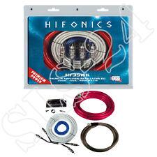 HIFONICS HF35WK HOCHWERTIGES KABELSET CABLEKIT 35 mm² Verstärker KABEL Radio SET