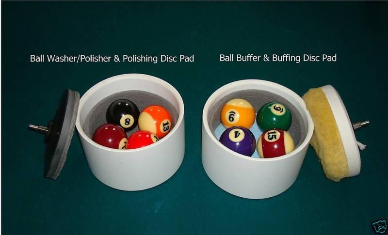 Billiard   Pool Ball Cleaner    Polisher & Buffer
