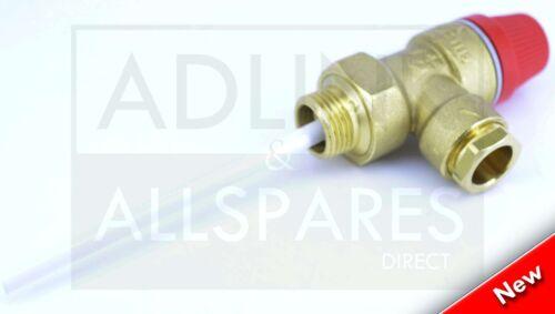 Dimplex ec-eau CILINDRO temperatura /& sollievo dalla pressione valvola r00020-1