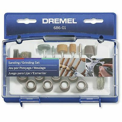 31 Piece Sanding & Grinding Bit Set by Dremel 686-01