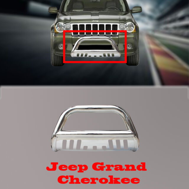 JEEP Grand Cherokee Nudge Bar Low 3'' Stainless Steel Grille Guard 2011-2017