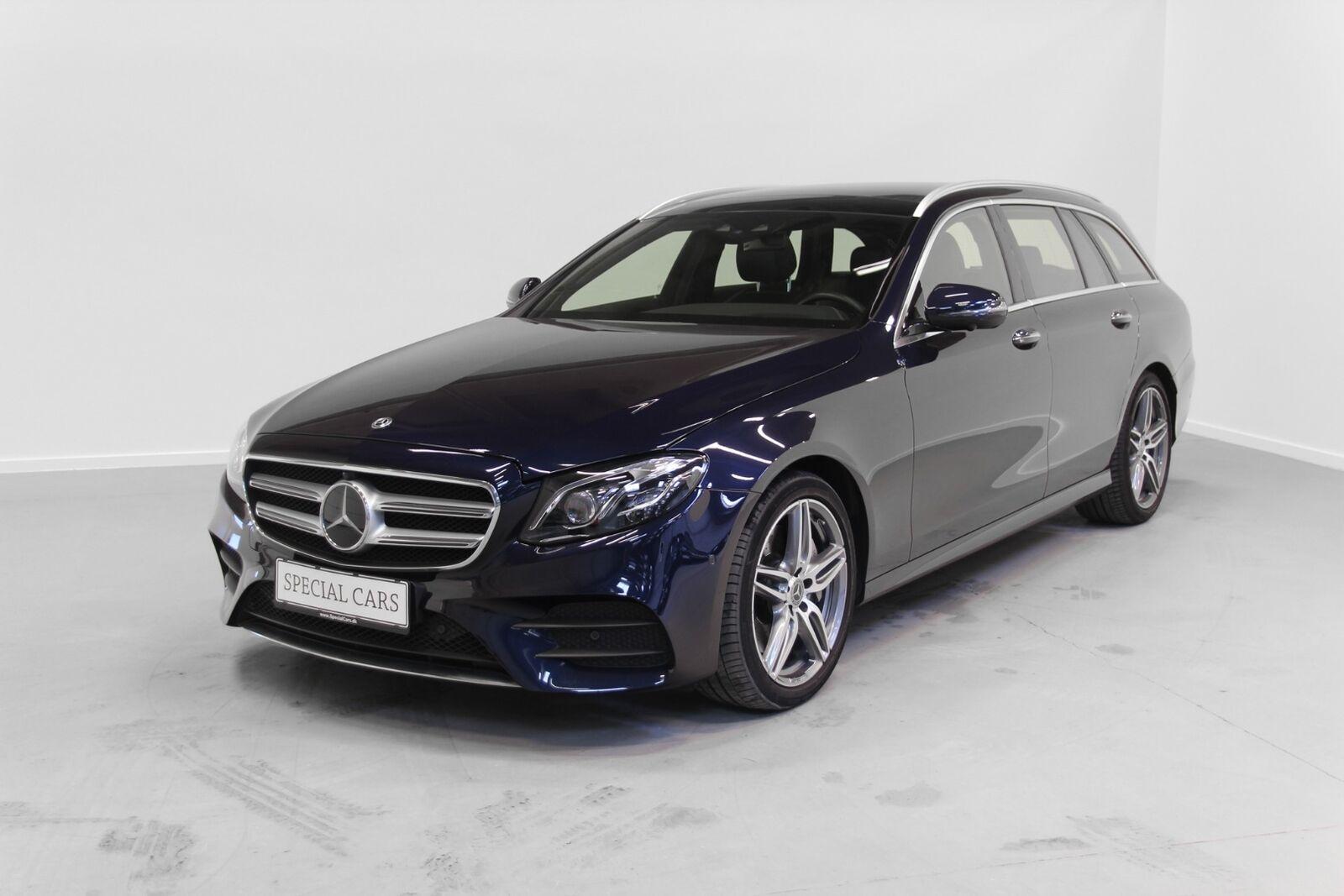 Mercedes E350 d 3,0 AMG Line stc. aut. 5d - 3.966 kr.