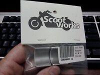 Motorcycle Handlebar Adapters - 7/8 Bar To 1 Mount, 1 Controls To 7/8 Bars