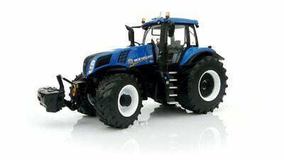 1:32 Scale marge Models 1704 NEW HOLLAND T8.435 Blue Farm tracteur-Entièrement NEUF dans sa boîte