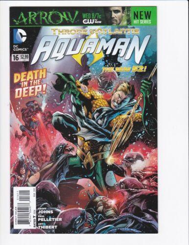 HQ SCANS AQUAMAN #1 6 7 8 9 10 11 14 15 16 19 JOHNS NEW 52 DC COMICS 2011