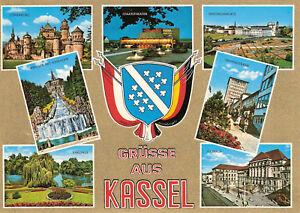 AK Ansichtskarte Kassel / Sehenswürdigkeiten / BRD - Winsen Luhe, Deutschland - AK Ansichtskarte Kassel / Sehenswürdigkeiten / BRD - Winsen Luhe, Deutschland