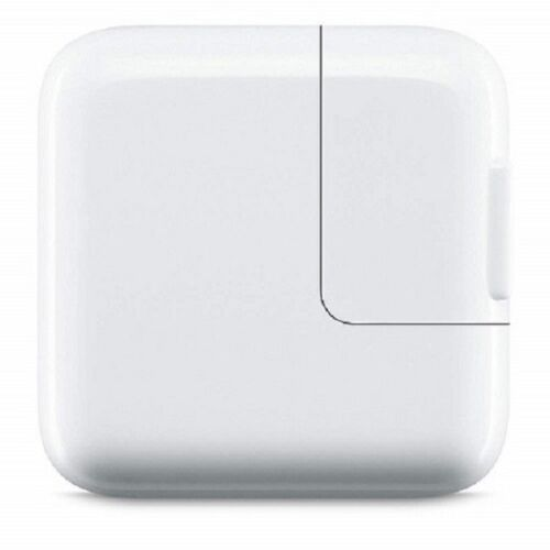 OEM Authentic Apple iPad Air 1//2//3 iPhone X 8 7 6S 5W//10W//12W Wall Charger Cube