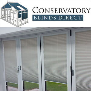 Beau Image Is Loading Perfect Fit Bi Fold Pleated Door Blinds