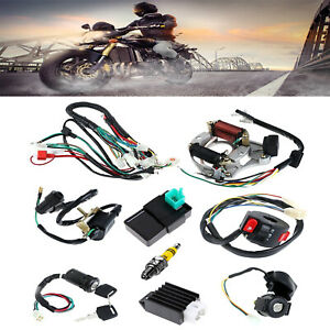 Details about CDI Wire Harness Stator embly Wiring Fit 50 70 90 110 on