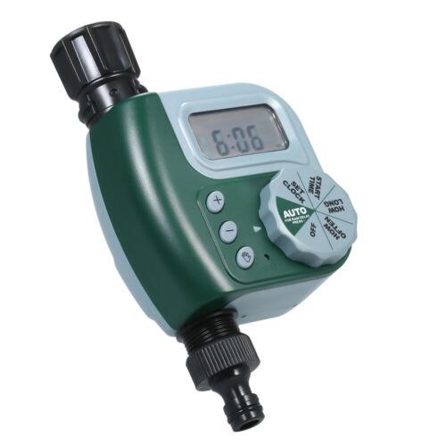 E3D0 Automatic Water Timer Outdoor Garden Irrigation Controller 1