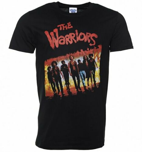 Official Men/'s The Warriors Movie Poster T-Shirt