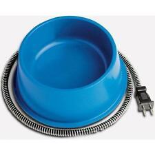 Farm Innovators Heated Electric Dog Cat Pet Water Bowl Outdoor 1 Quart Qt-1c 25w