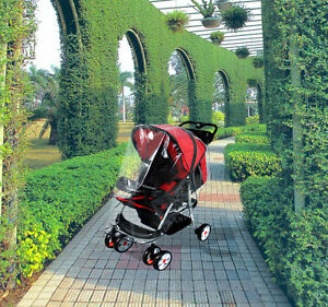 Standard Baby Stroller Weather Shield Stroller Rain Cover
