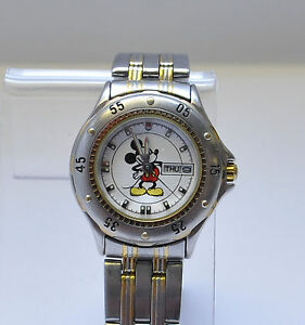 Ingersoll mickey mouse watch dating game