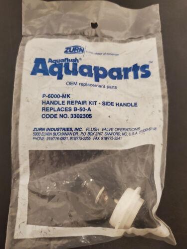 Details about  /ZURN Aquaparts P-6000-MK Handle Repair Kit Side Handle Replaces B-50-A