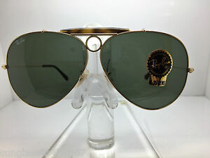 dd227405396 New Ray Ban Sunglasses RB 3138 181 62MM SHOOTER TORTOSE GOLD RB3138 ...