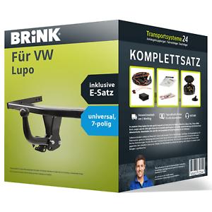 E-Satz AHK Anhängerkupplung BRINK starr für VW Lupo
