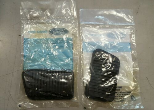 NOS Shelby Mustang Manual Brake /& Clutch Pedal Pads