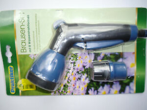 Gartenbrause-Multifunktionsbrause-Bewaesserungsbrause-Handbrause-Wasserspritze