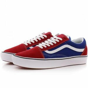 Two tone Comfycush Old Skool Shoes