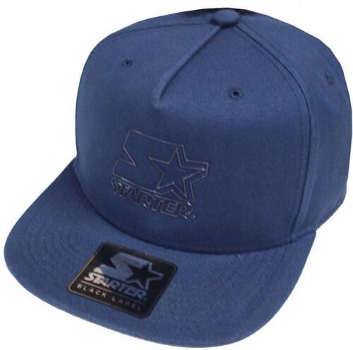 Starter Cordura ST 1246 Navy Blue Snapback Cap  Kappe Basecap Herren Men
