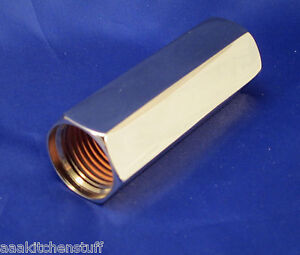 Whipped Cream Charger Holder Metal Screw Whip It Cartridge