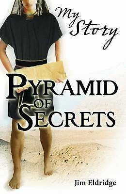 1 of 1 - NEW Pyramid of Secrets - An Egyptian Boy Giza 2517 BC (My Story) RRP £6.99