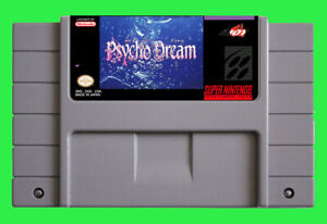 Psycho-Dream-SNES-USA-Version